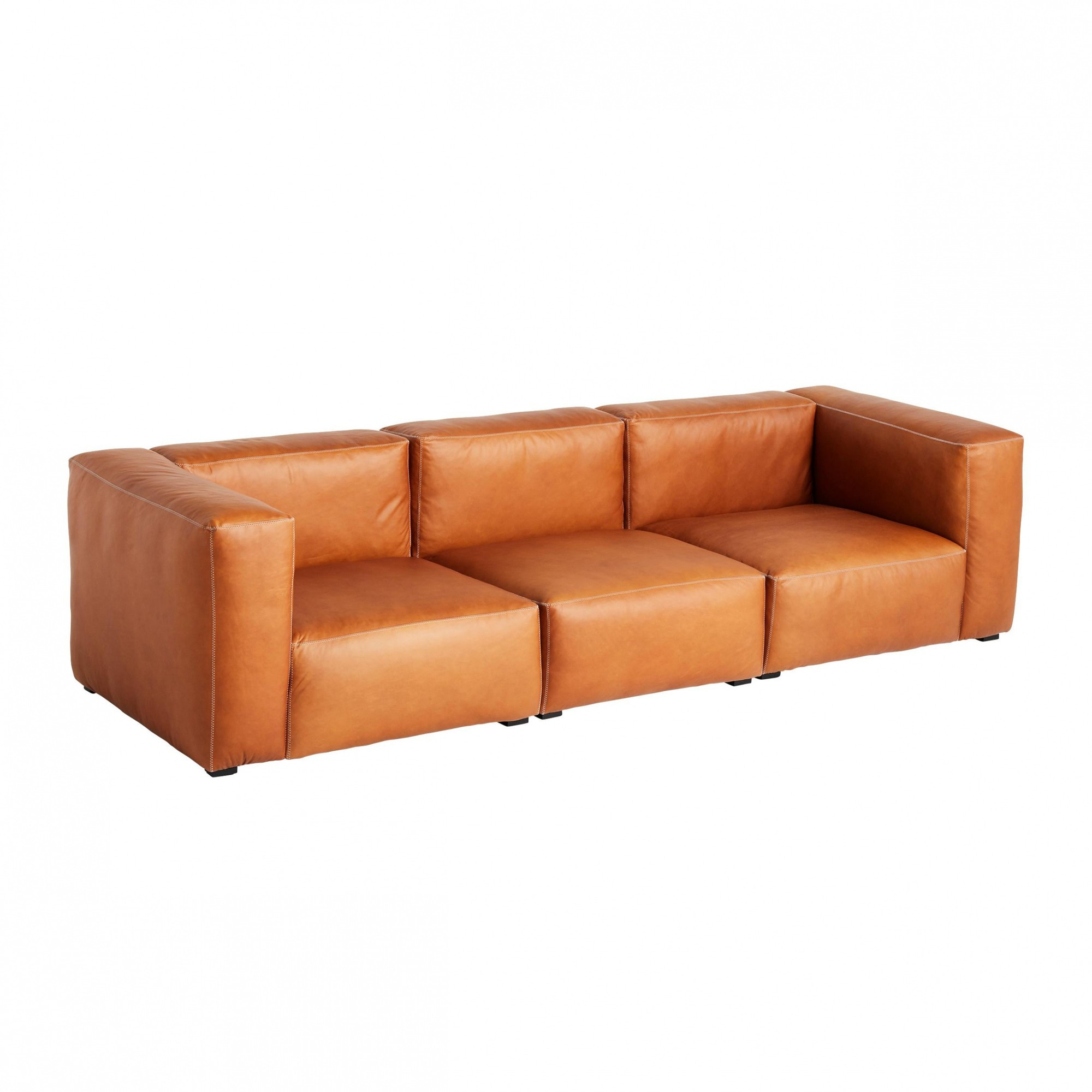 Mags Soft 12 Seater Sofa Leather